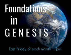 Foundations in Genesis Seminar @ New Hope Baptist Church | Nampa | Idaho | United States