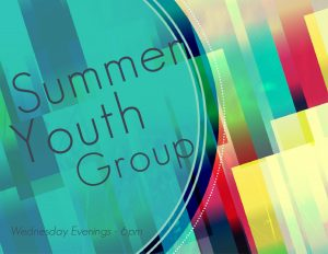 Summer Youth Group @ Mueller Home